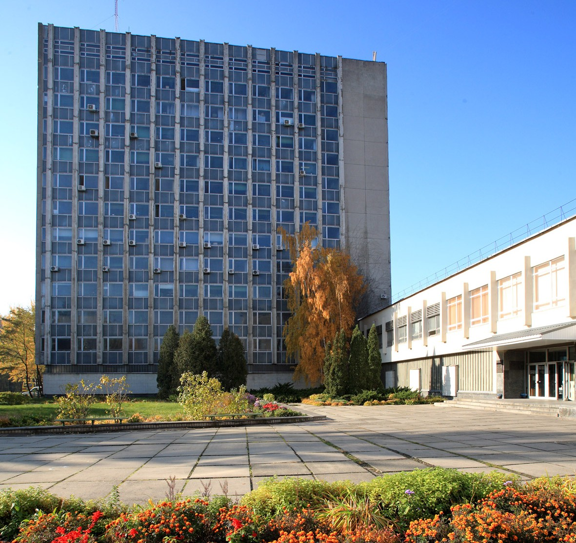 Institute of Cybernetics named after VM Glushkov of the National Academy of Sciences of Ukraine